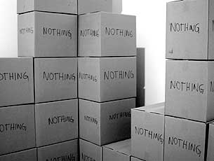'Nothing Boxes 0045-0050', 2004 von/by Stefan Bruggemann